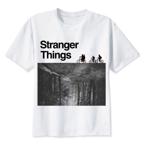 tee shirt stranger things 5