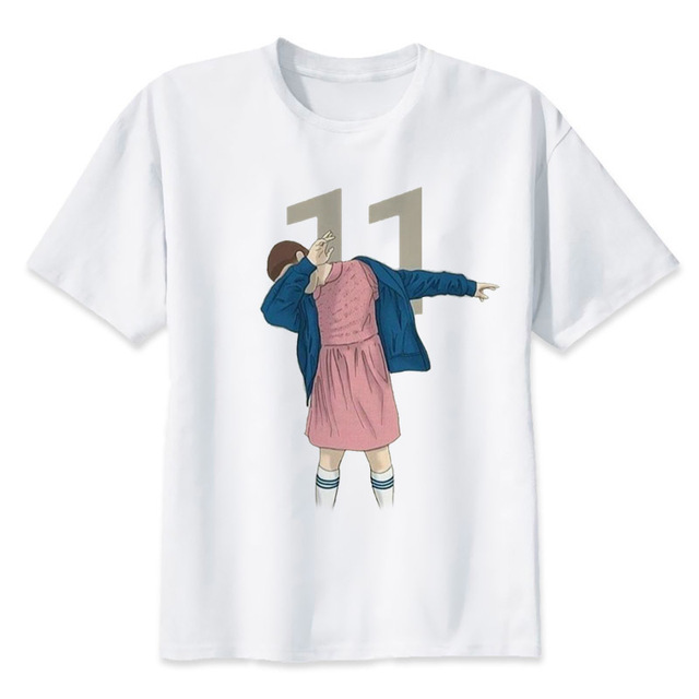 Tee shirt Stranger Things Onze DAB Créer Son T Shirt