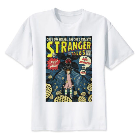 tshirt stranger things