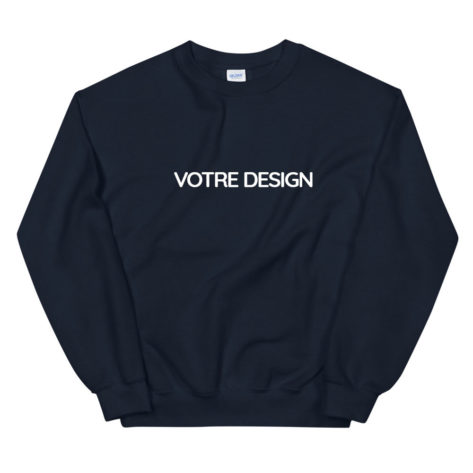 sweat-personnalisable-bleu-marine