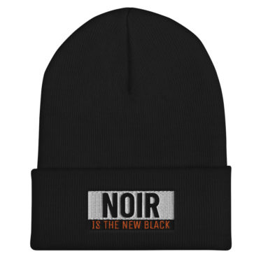 bonnet noir is the new black