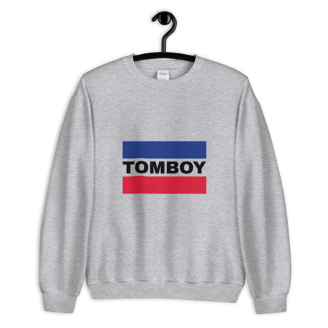 sweat tomboy sweat original style americain