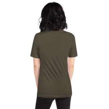 T-shirt personnalisé premium - kaki 3