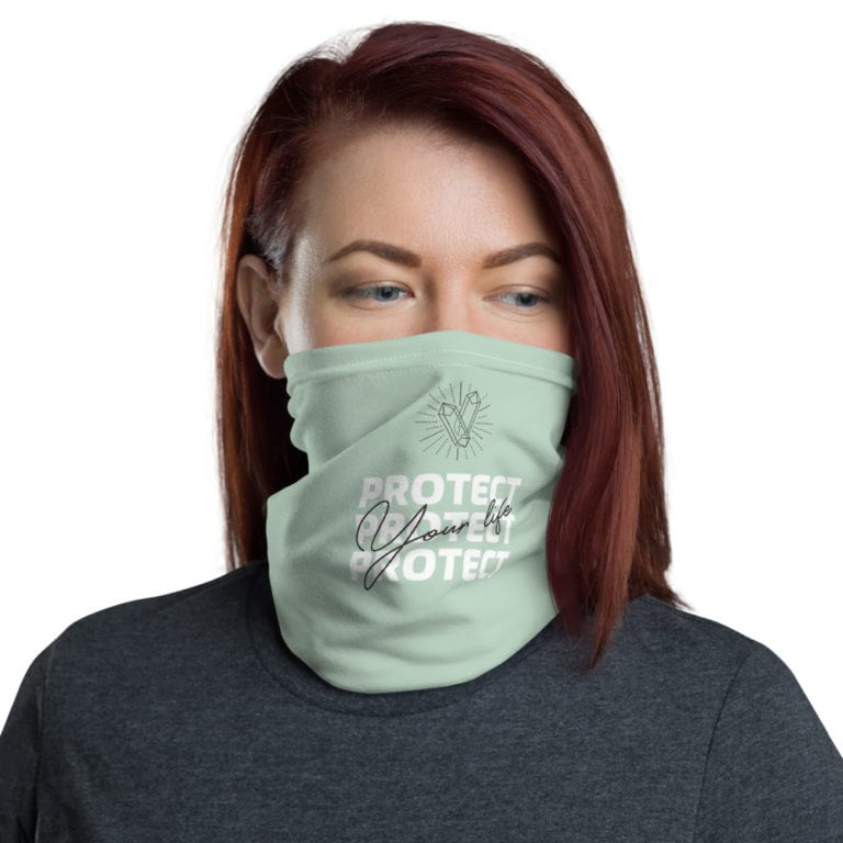 Masque tissu lavable Protect Your Life