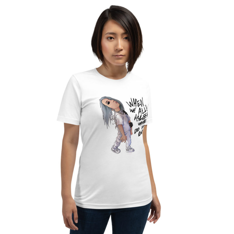 t shirt billie eilish
