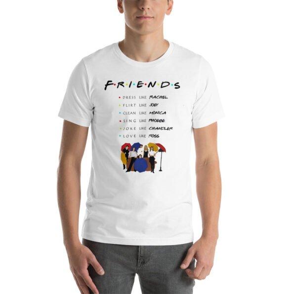 T-shirt Friends Like