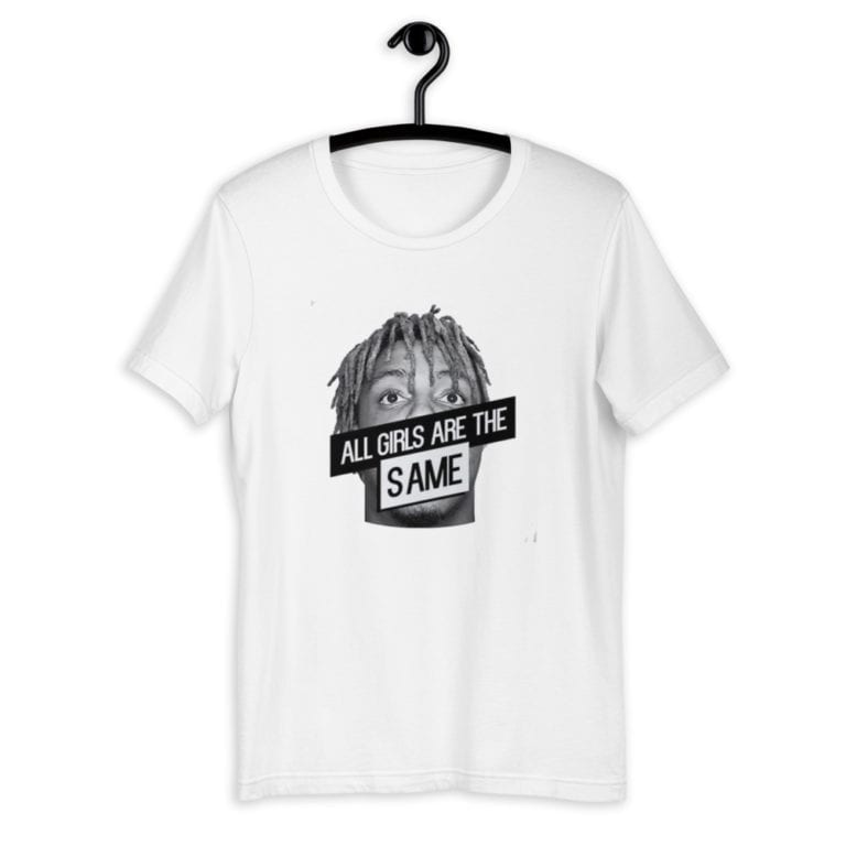 T-shirt Juice World All girl are the same