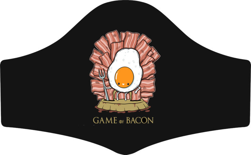 design masque geek humour drole game of throne bacon.jpg