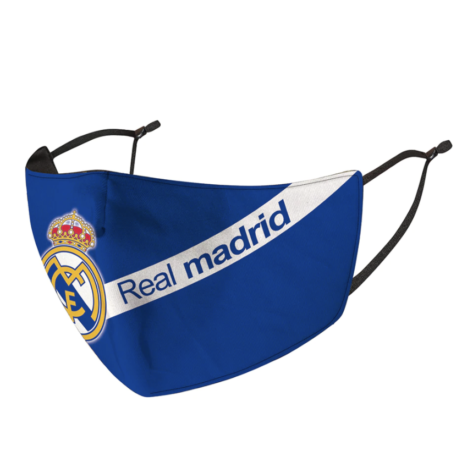 masque tissu lavable real madrid