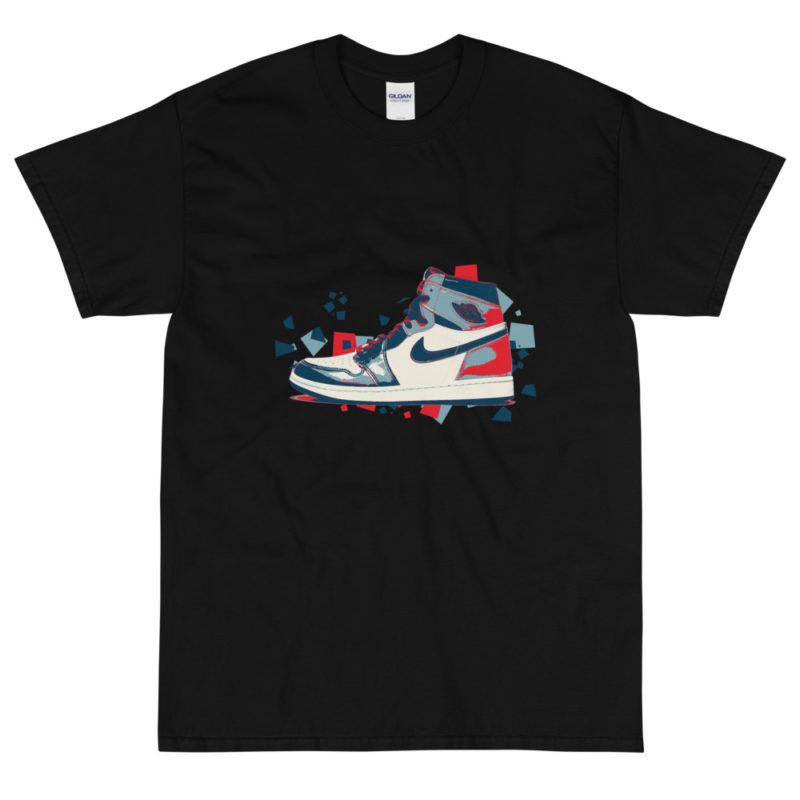 t shirt nike air jordan 1 retro
