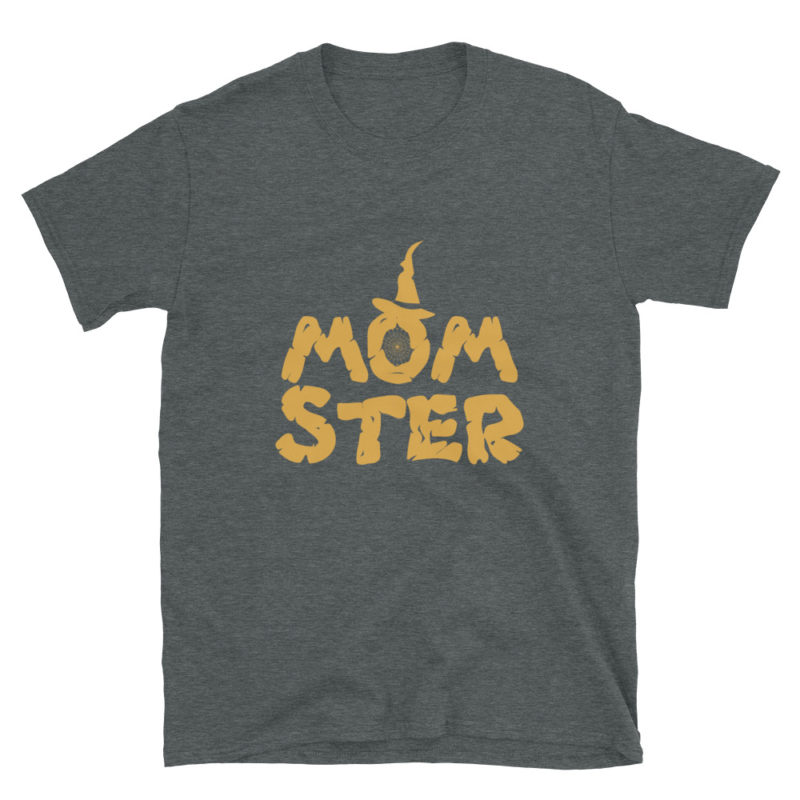 t shirt halloween momster maman monstre