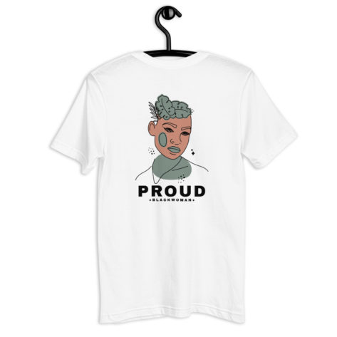 T-shirt Proud Black Woman