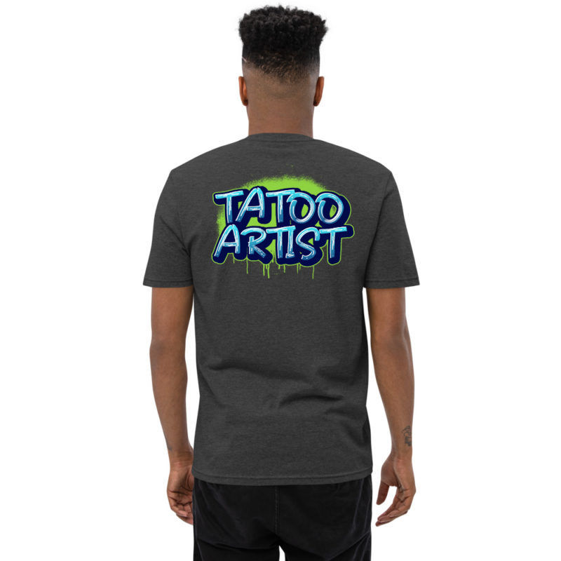 t shirt tatoueur tattoo artist