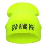 Bonnet Bad Hair Day – Noir