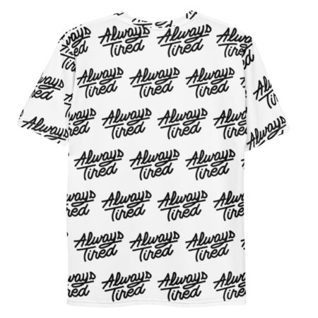 T-shirt Full print Always Tired pour Homme