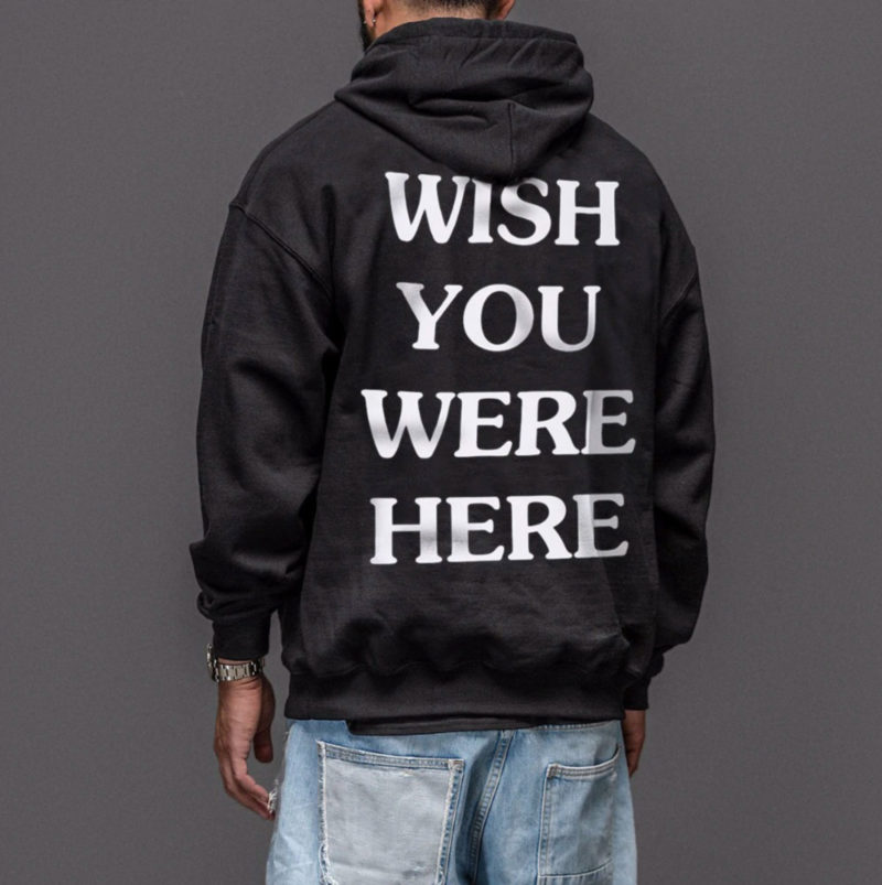 Sweat Astroworld Wish You Were Here Créer Son T Shirt