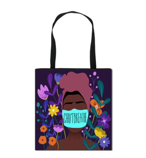 Tote Bag I Can't Breathe