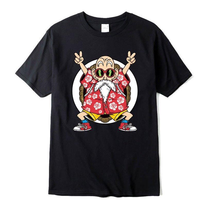 T-shirt DBZ Tortue Géniale