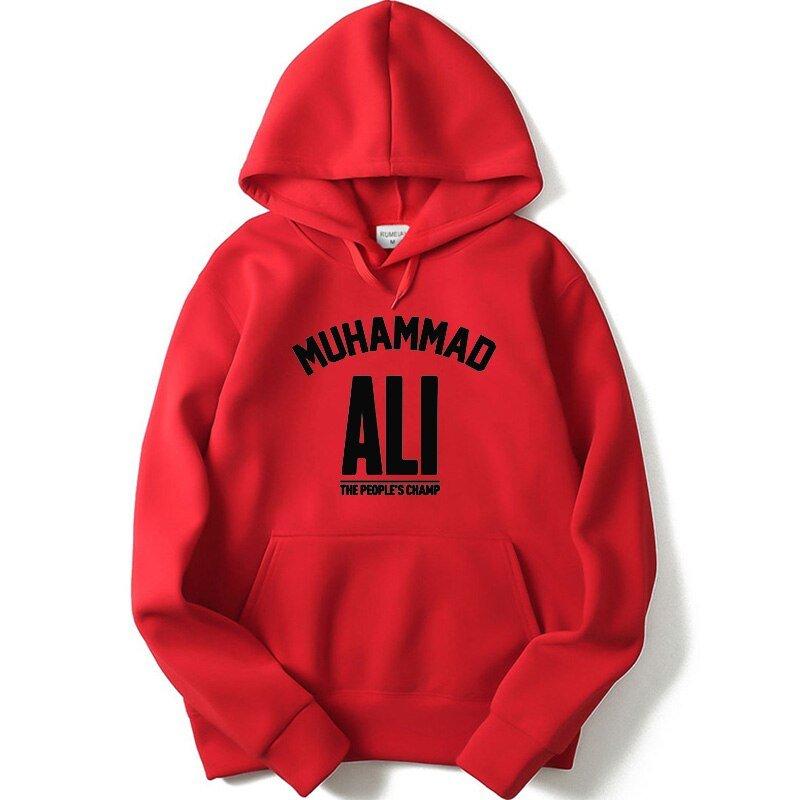 Sweat à capuche Muhammad Ali - Sweat original Créer Son T Shirt