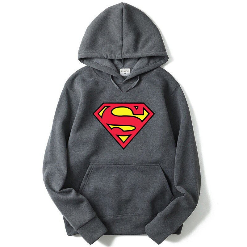 Sweat-shirt Superman à capuche - Sweat original Créer Son T Shirt