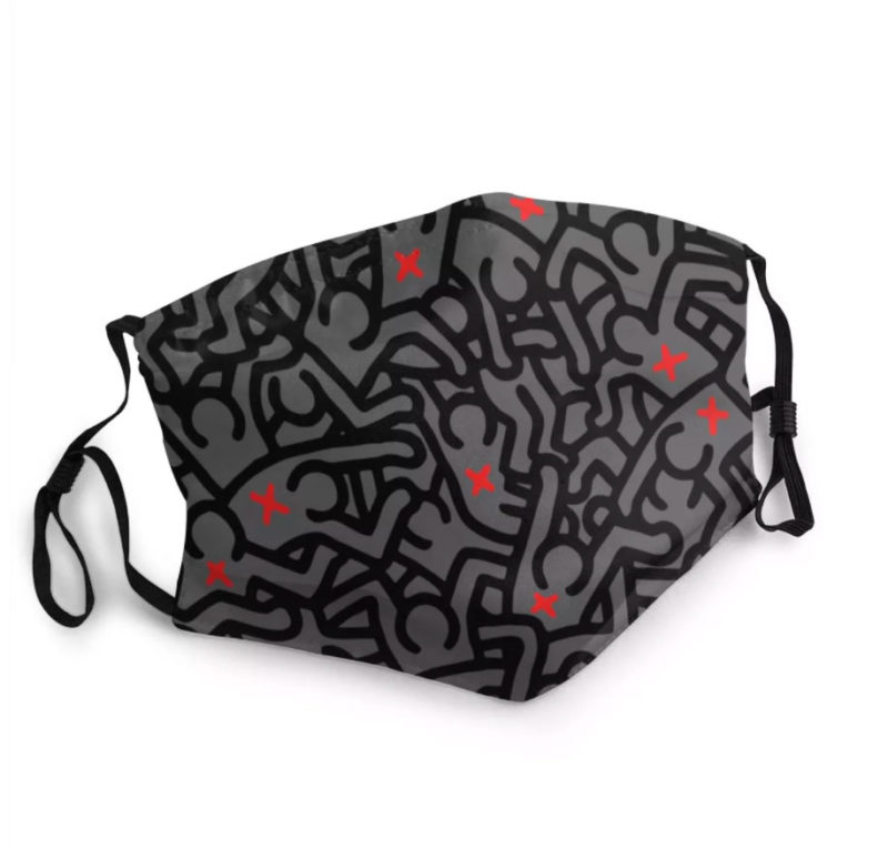 masque-keith-haring-lavable-reglable