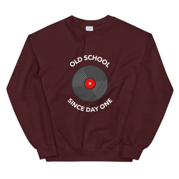 Sweat Old School Since Day One Unisexe à Col Rond