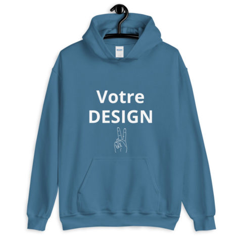 Sweat personnalisable - Créer son Pull -