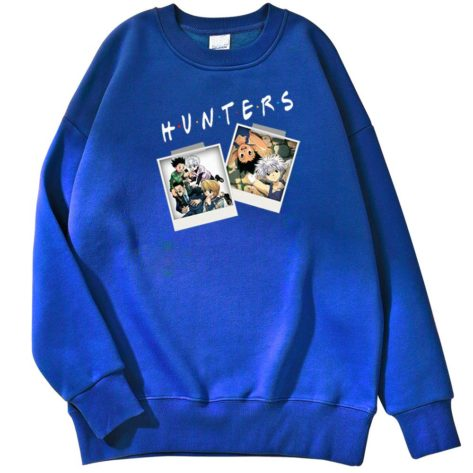Sweat Hunter Hunter Homme sweatshirt anime Créer Son T Shirt