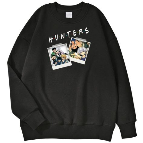 Hunter-japon-Animation-hommes-sweat-dessin-anim-impression-automne-hommes-pulls-Hip-Hop-d-contract-homme