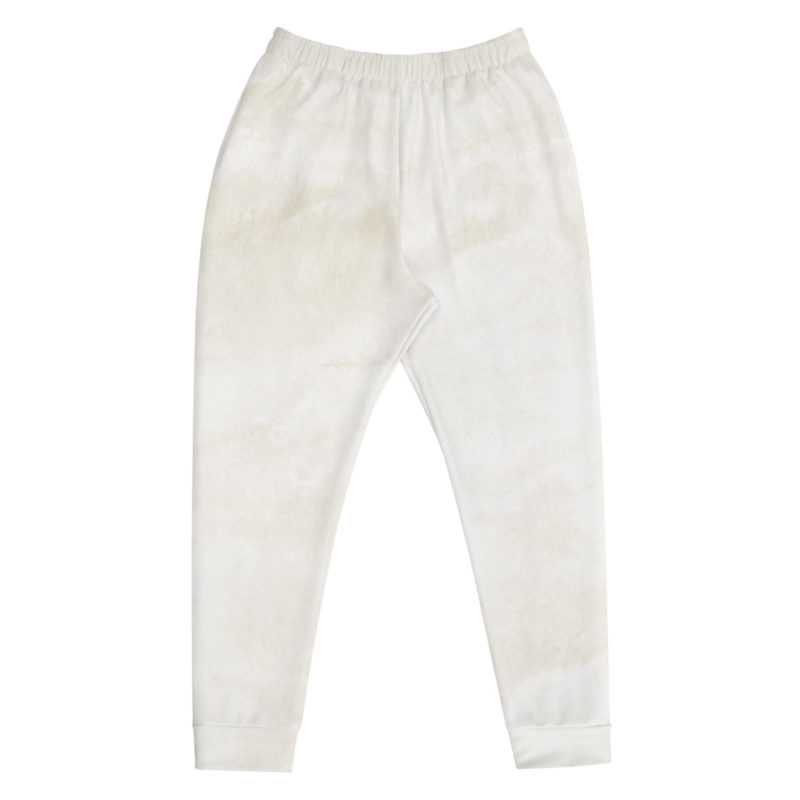 Pantalon de Jogging All Over Aquarelle Cream