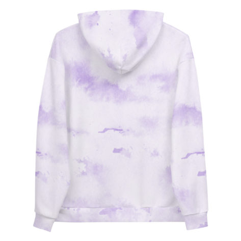 Sweat Personnalisé All Over Aquarelle Purple Créer Son T Shirt