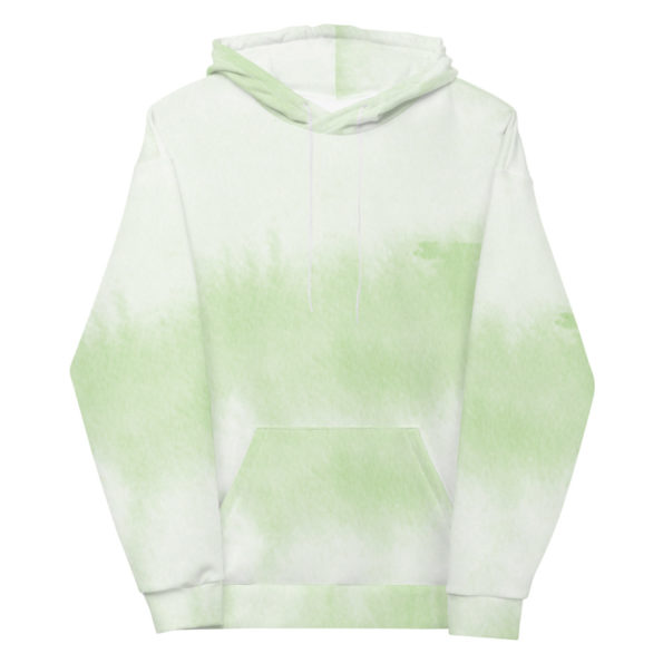 Sweat Personnalisé Tie and Dye All Over Pomme