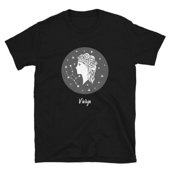 T-shirt Vierge Signe Astro – Unisexe