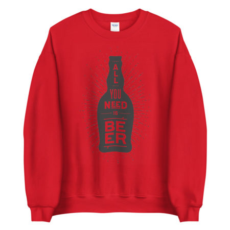 Sweat All you need is beer