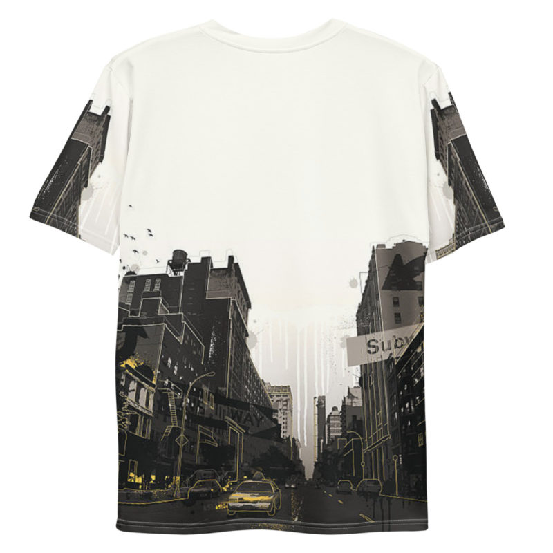 T-shirt New York City pour Homme