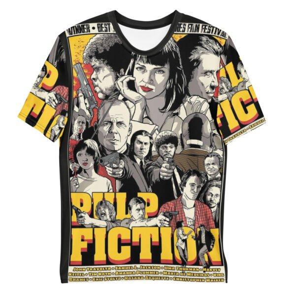 T-shirt Pulp Fiction Full Print – Homme