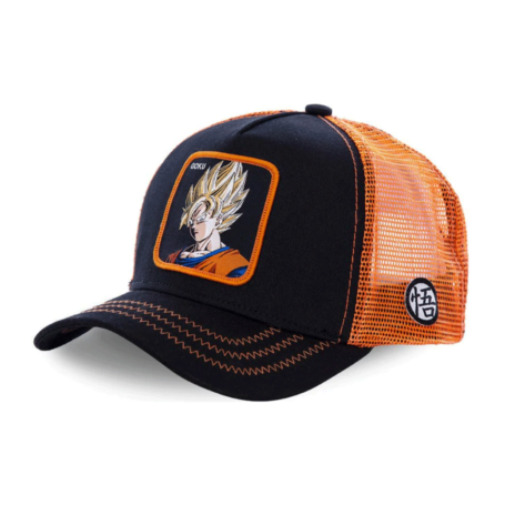 Casquette DBZ Goku – Dragon Ball Z
