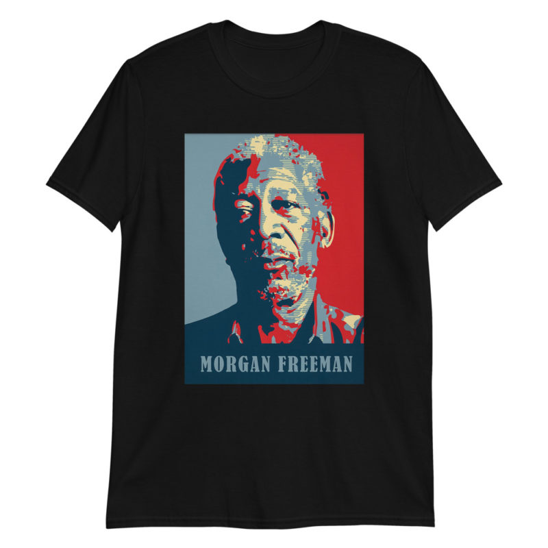 T-shirt Morgan Freeman
