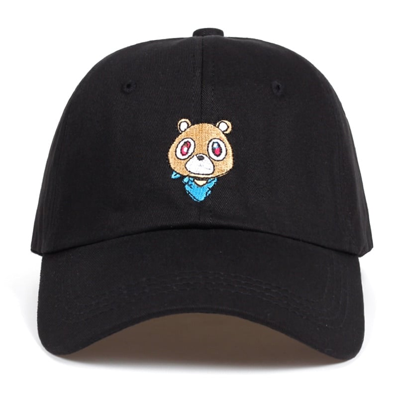 Casquette Kanye West Ourson