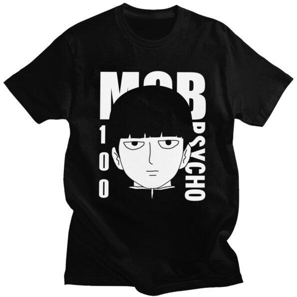 T-shirt Mob Psycho 100 Shigeo Kageyama