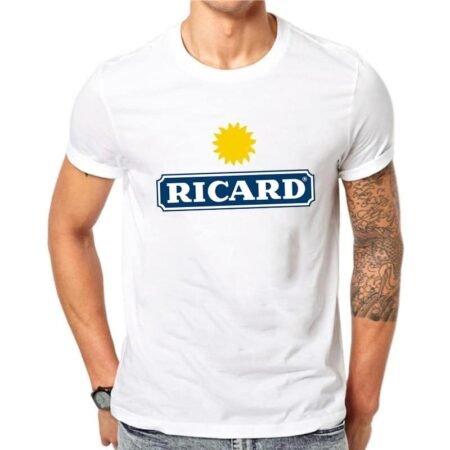 T-shirt Ricard Logo