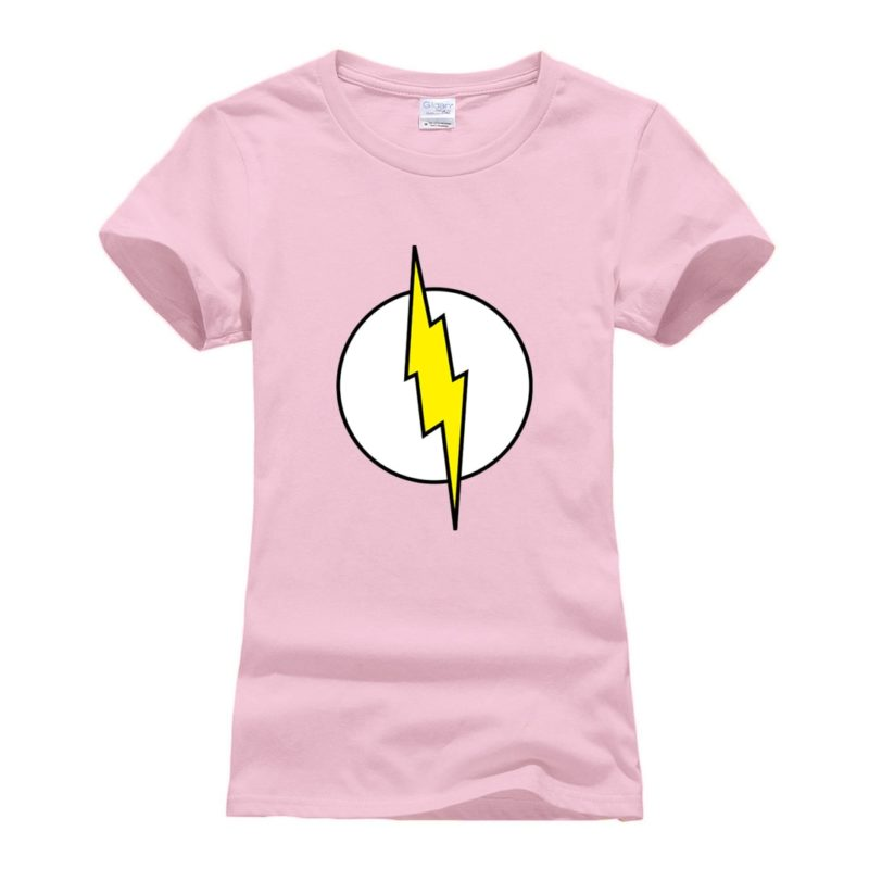 t-shirt big bang theory sheldon cooper femme