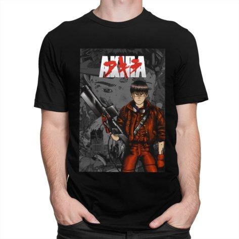 T-shirt Neo Tokyo Akira Shotaro Kaneda Créer Son T Shirt