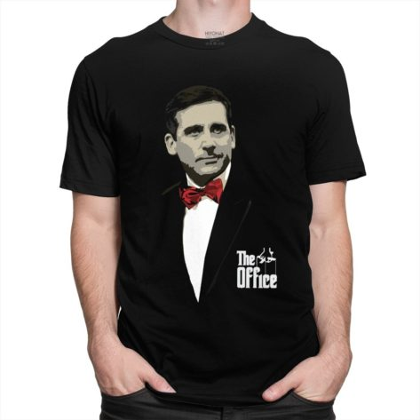 T-shirt The Office Michael Scott Créer Son T Shirt