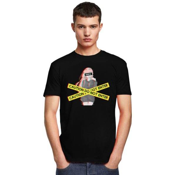 T-shirt Darling In The Franxx