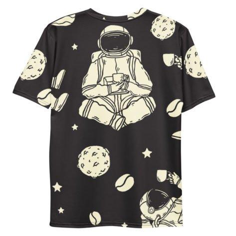 T-shirt Astronaute Full Print pour Homme Créer Son T Shirt
