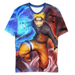 T-shirt Naruto All Over pour Homme