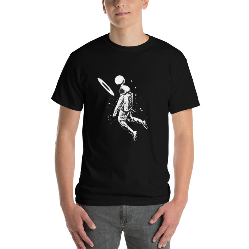 T-shirt Astronaute Basket Ball Créer Son T Shirt