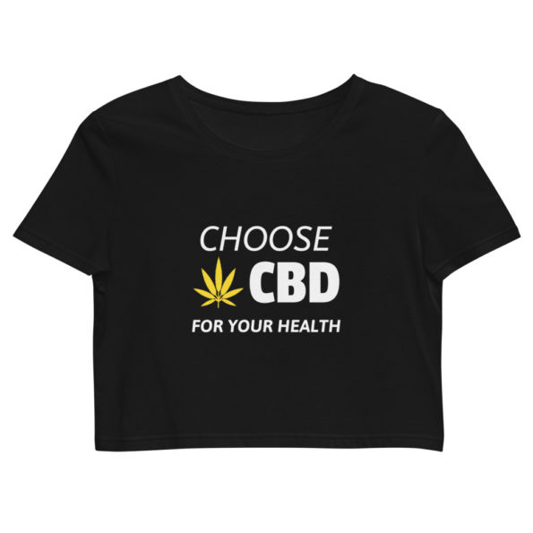 Crop top CBD Choose for your health