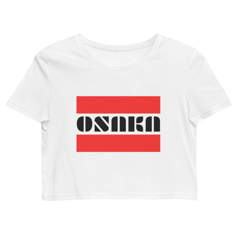 Crop top OSAKA Créer Son T Shirt